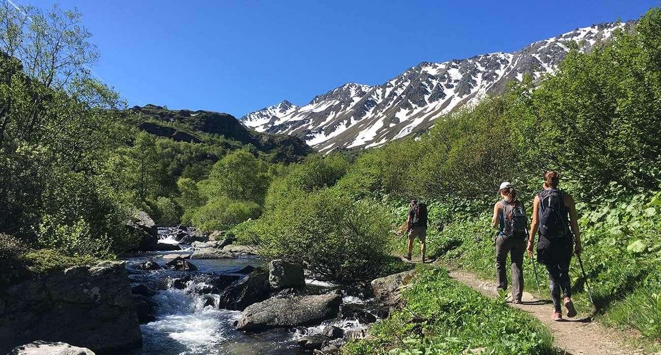 savoie, valmeinier, randonnee, alpes, montagne, savoie