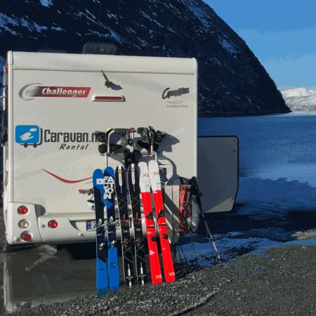 test, ski, G3 Findr 94, neige