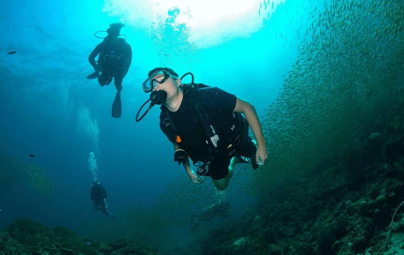 plongée, diving, thaïlande, asie, outdoor