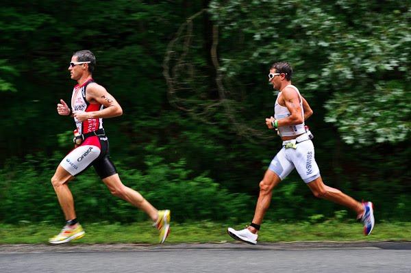 différence de foulée en running