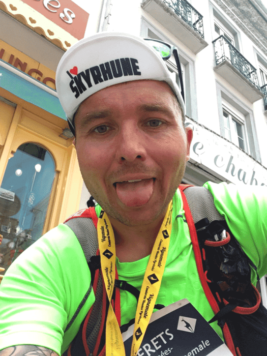 finisher de la course