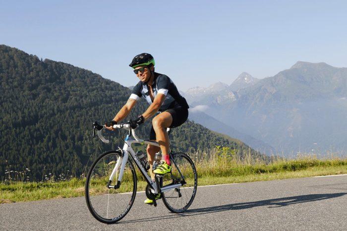 montée d'hautacam en cyclisme Cycl'n Trip