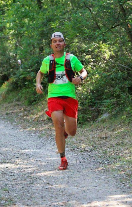 descente trail Championnat du canigó