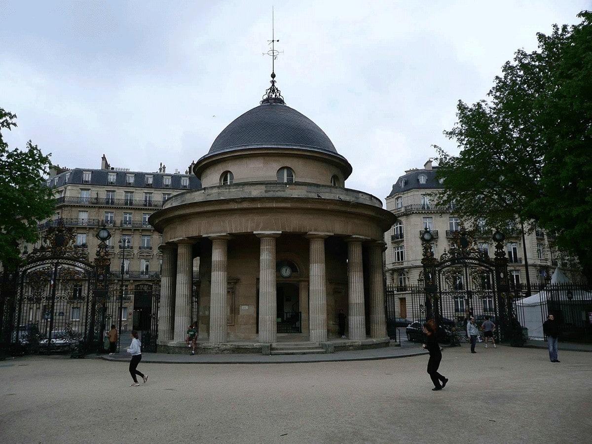 parc monceau un endroit sympa pour courir dans paris. Black Bedroom Furniture Sets. Home Design Ideas