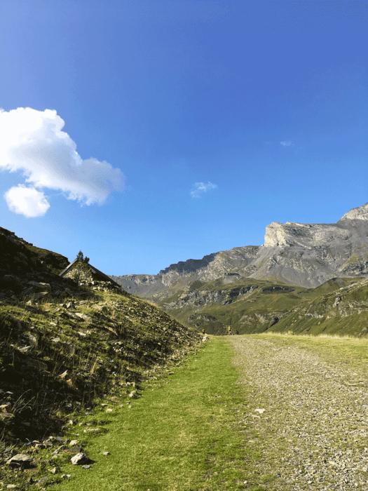 piau engaly chemin pyrénées tour trail
