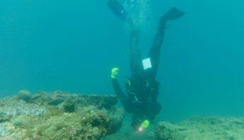 plongeur bulles plongée proche de Montpellier