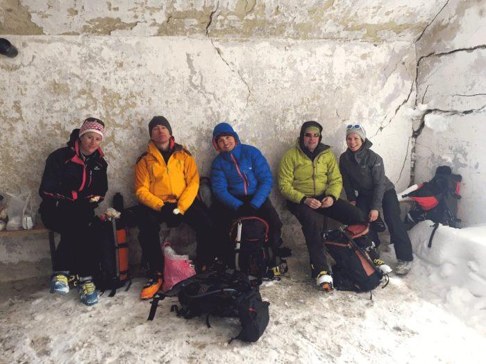 ski de randonnée depuis paris, mont thabor