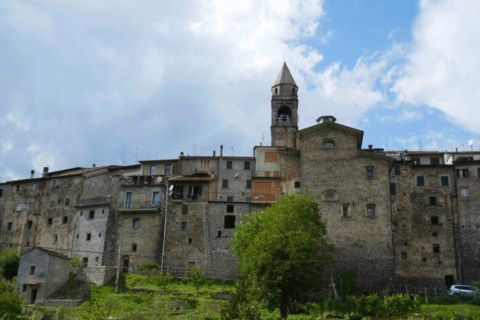 via francigena Villafranca in Lunigiana