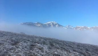 brouillard sancy et vallée de chaudefour