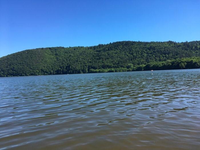 lac chambon trail