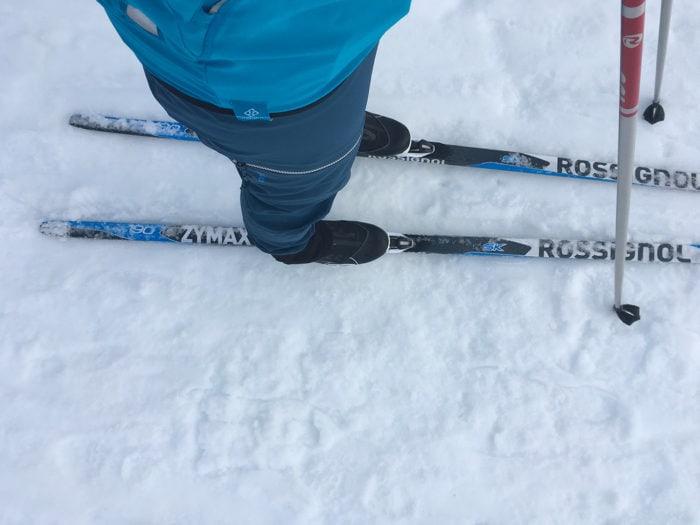pantalon shuksan en ski de fond