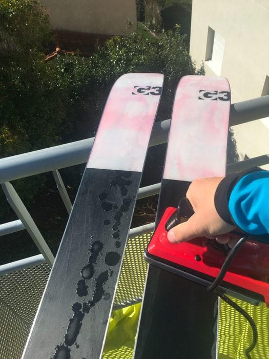 fer de fartage sur ski