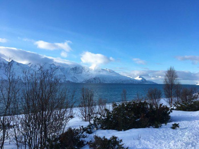 plage Uløya