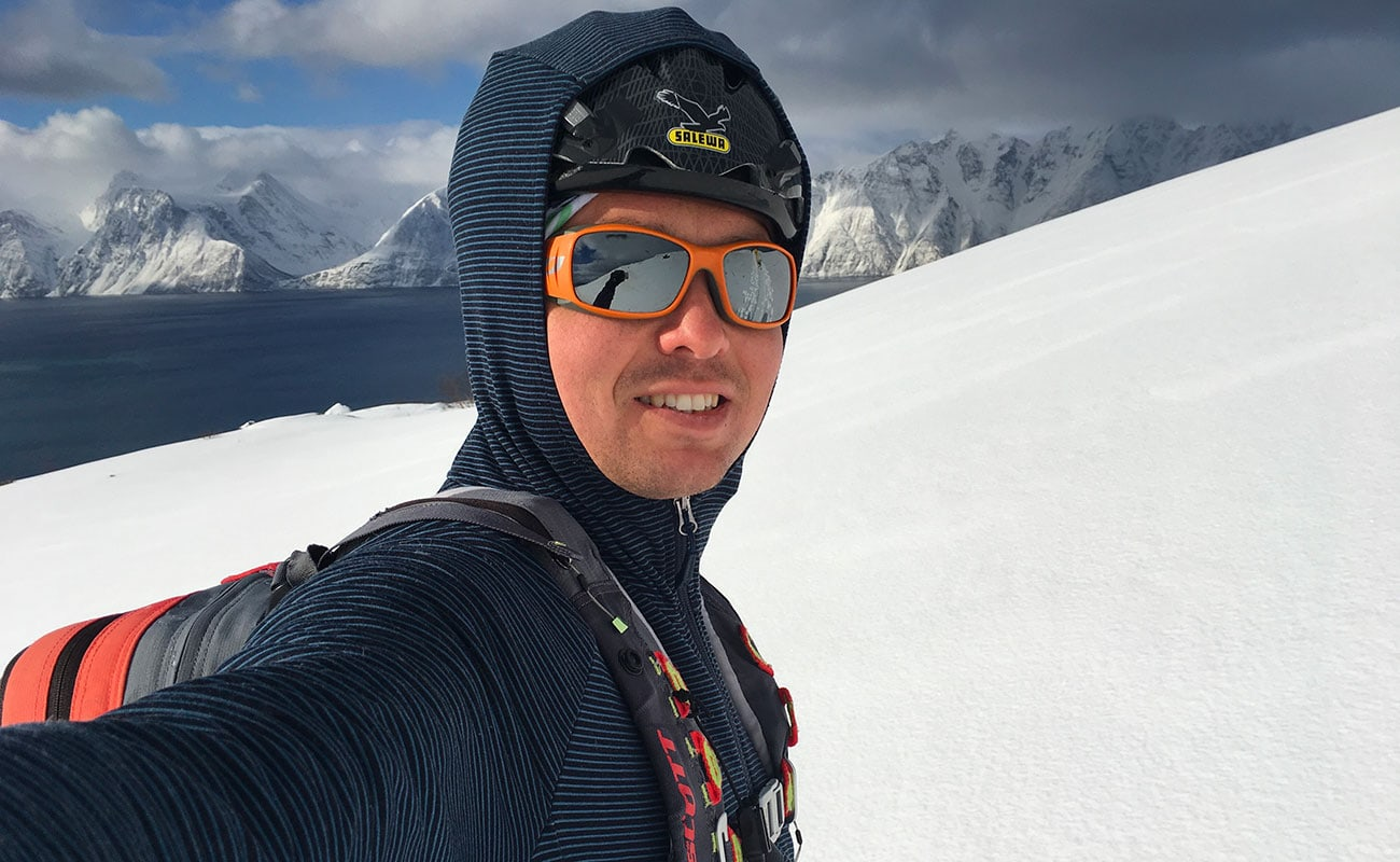 polaire vaude miskanti ski de randonnée test