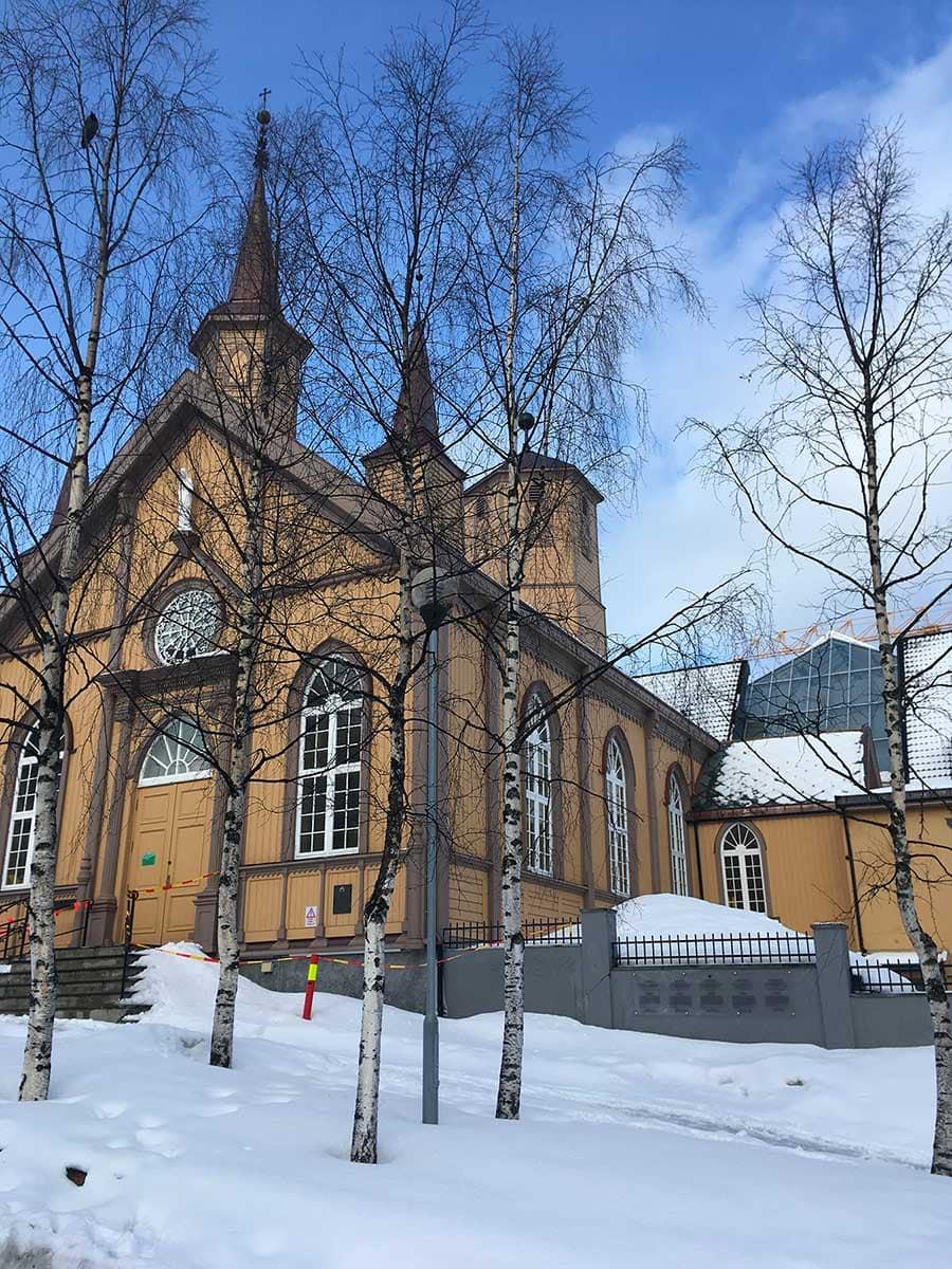 église de tromso