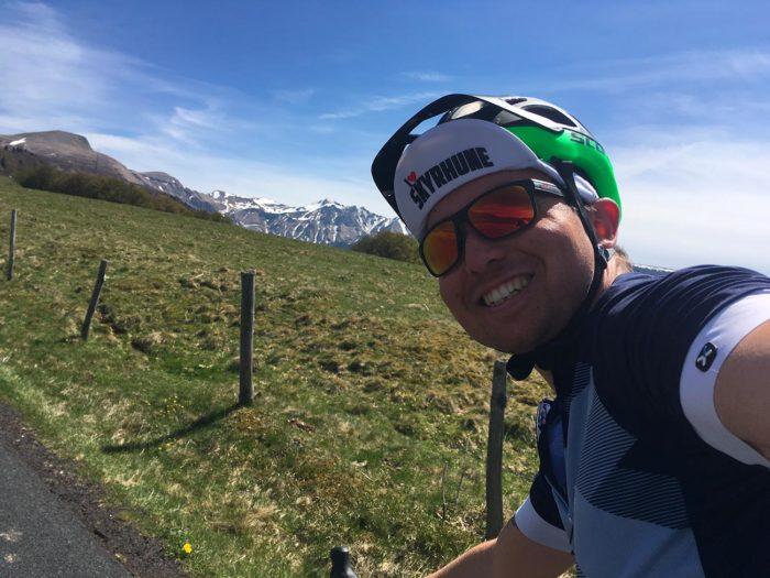 cyclisme croix saint robert