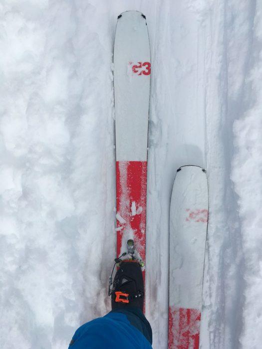 ski G3