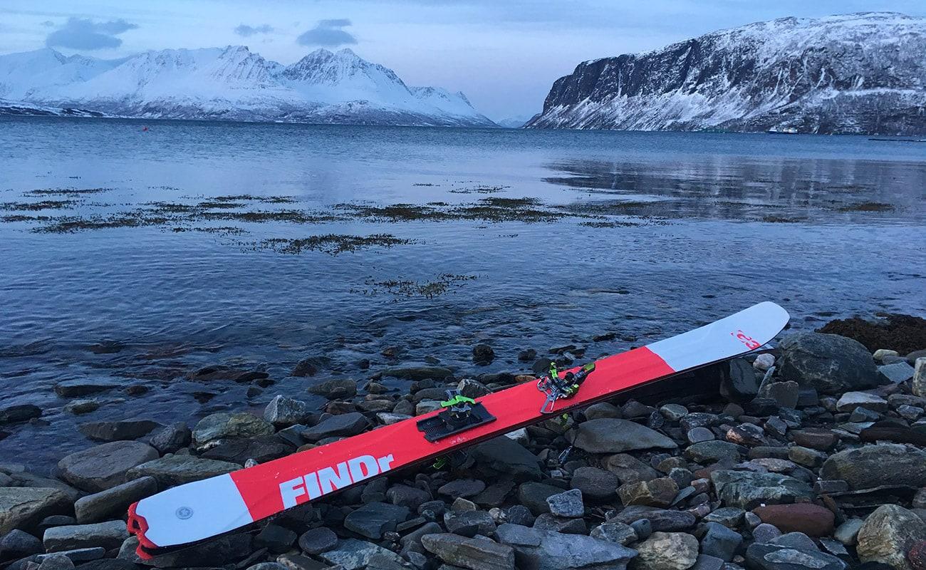 Ski de randonnée G3 en Norvège