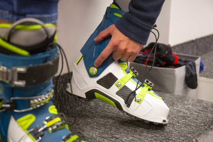 bootfitting chaussures de ski