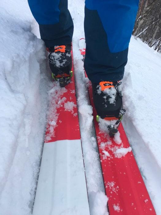 hoji pro tour ski de randonnée test
