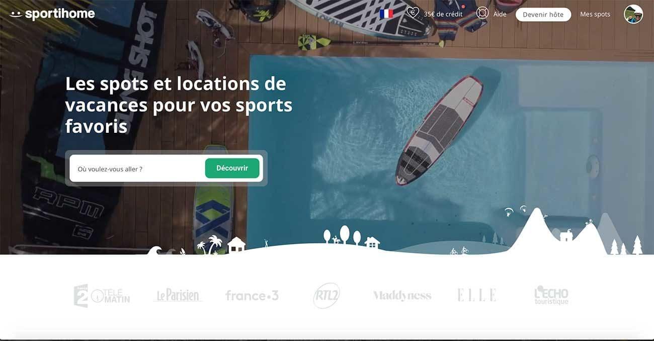 sportihome site web
