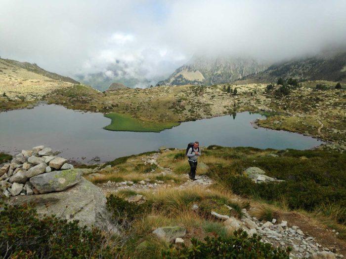 randonnée lac néouvielle depuis bareges