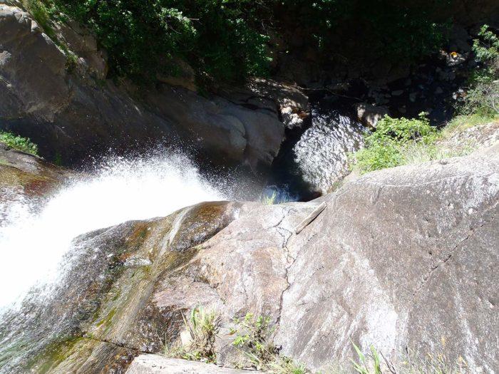 canyoning Pyrénées-Orientales