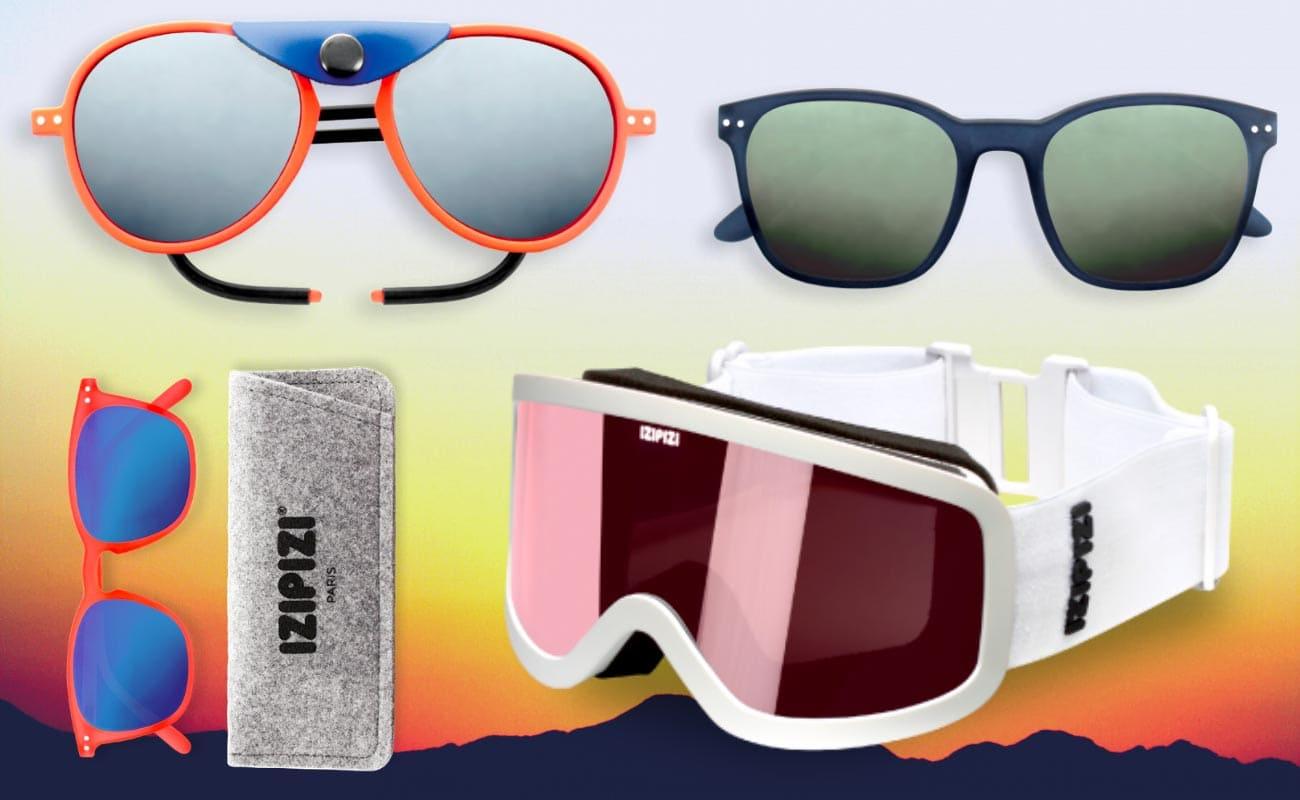 Test Izipizi : lunettes de soleil pour la