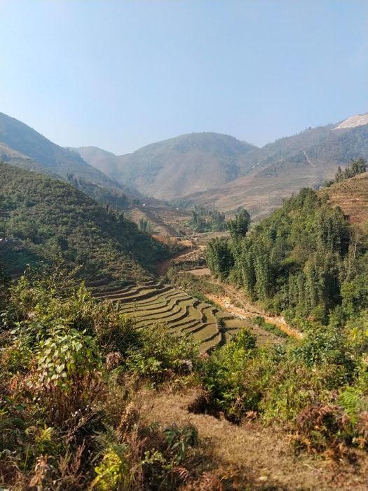 sapa rizière randonnée