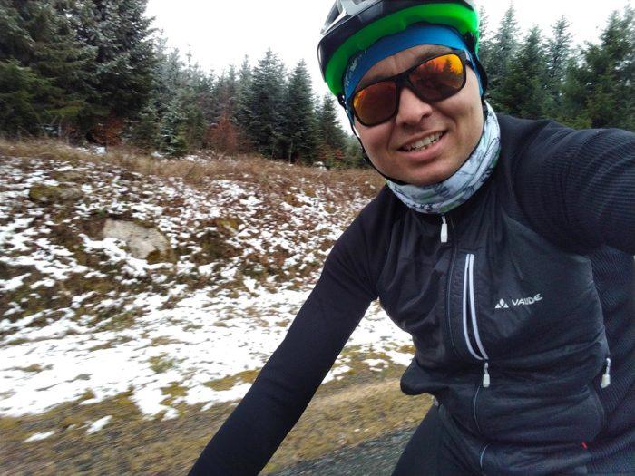 veste cyclisme hiver