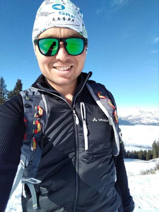 veste froid ski de randonnee
