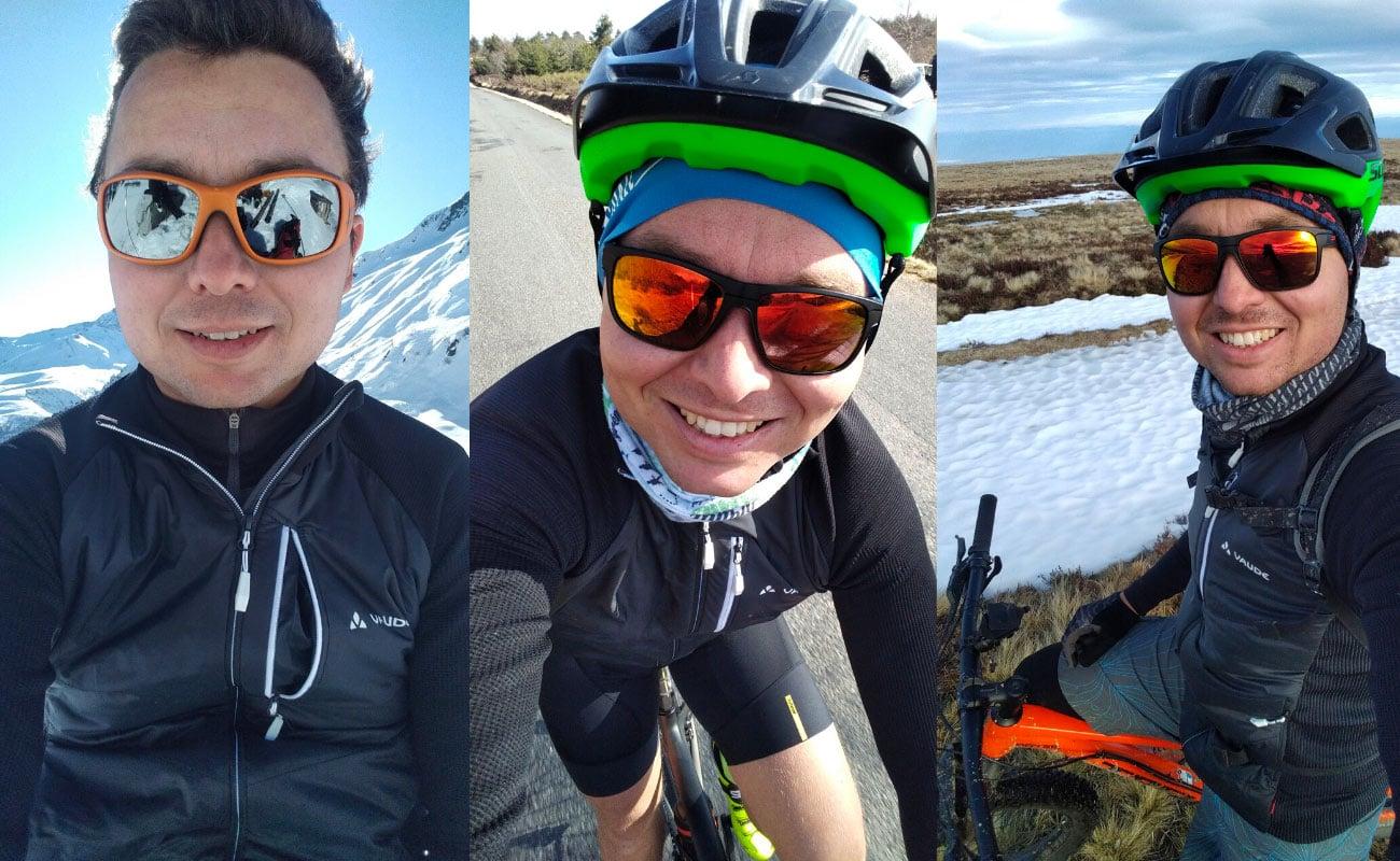 veste multisport hiver