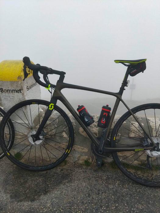sommet du ventoux cyclisme